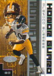 2001 Hot Prospects Honor Guard #45 Plaxico Burress