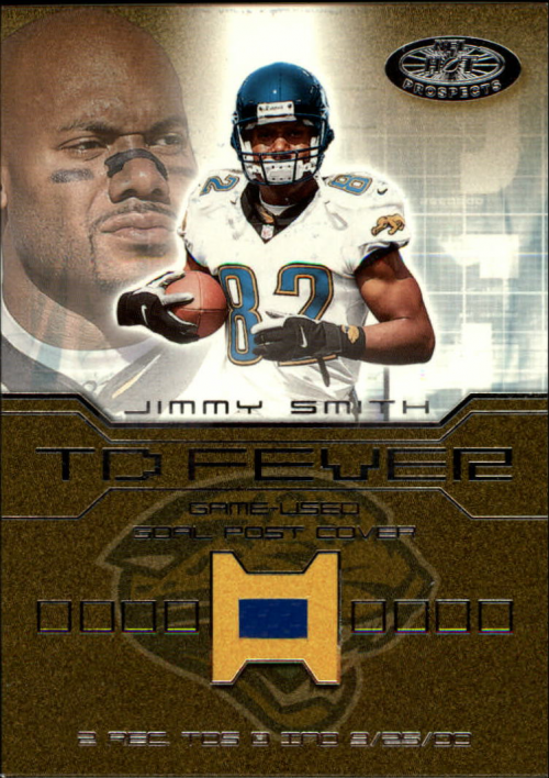 2001 Hot Prospects TD Fever #12 Jimmy Smith