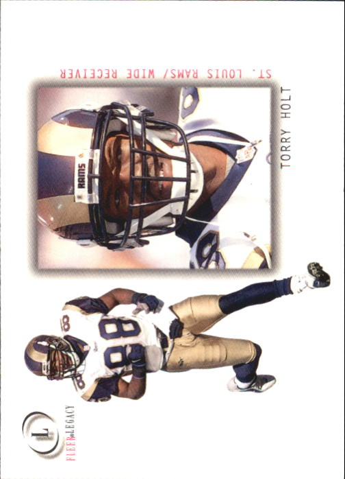 2001 Fleer Legacy #22 Torry Holt