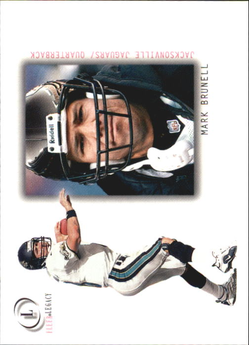 2001 Fleer Legacy #30 Mark Brunell