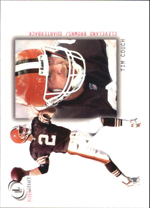 2001 Fleer Legacy #39 Tim Couch