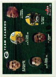 2001 Fleer Tradition #393 Green Bay Packers TL