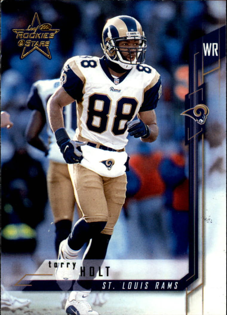 2001 Leaf Rookies and Stars #91 Torry Holt