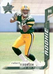 2001 Leaf Rookies and Stars #251 Robert Ferguson RC