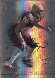 2001 Pacific Dynagon #115 Todd Heap AU RC
