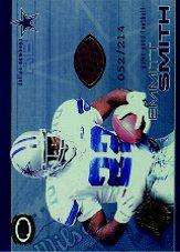 2001 Pacific Dynagon Game Used Footballs #4 Emmitt Smith