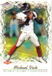 2001 Pacific Impressions Retail #149 Michael Vick RC