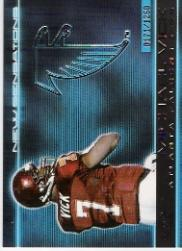 2001 Pacific Invincible New Sensations #2 Michael Vick