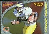 2001 Pacific Prism Atomic Energy #5 Anthony Thomas