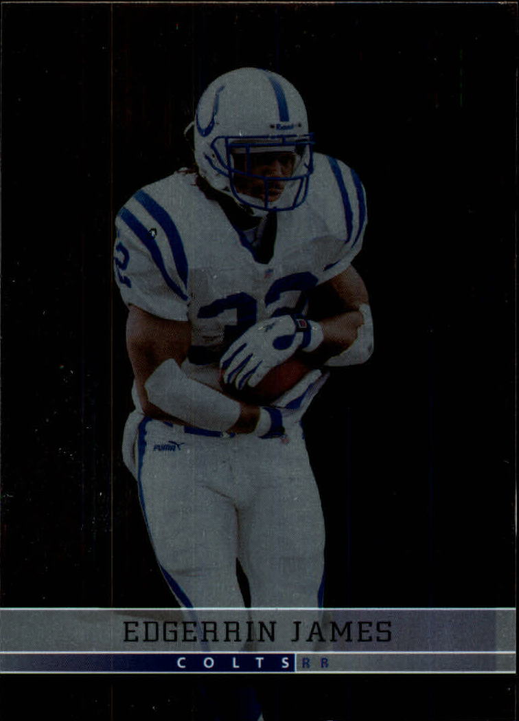 2001 Playoff Honors #4 Edgerrin James