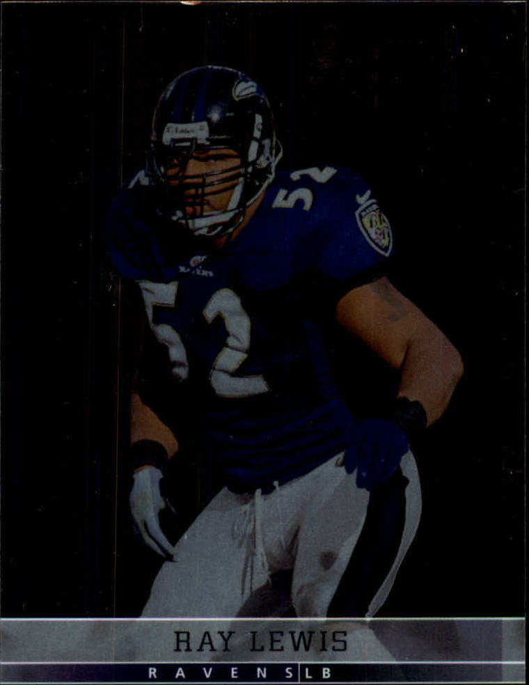 2001 Playoff Honors #34 Ray Lewis