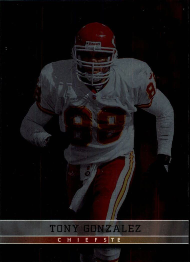 2001 Playoff Honors #40 Tony Gonzalez
