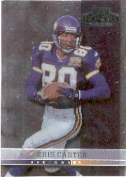 2001 Playoff Honors #79 Cris Carter