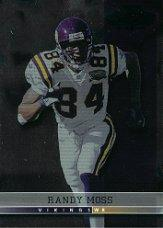 2001 Playoff Honors #81 Randy Moss