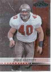 2001 Playoff Honors #82 Mike Alstott