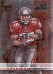 2001 Playoff Honors #83 Warrick Dunn