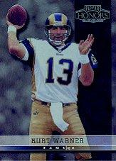 2001 Playoff Honors #92 Kurt Warner
