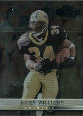 2001 Playoff Honors #95 Ricky Williams