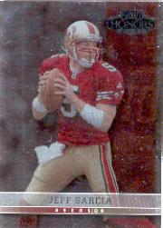 2001 Playoff Honors #96 Jeff Garcia