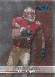 2001 Playoff Honors #97 Terrell Owens