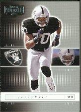 2001 Playoff Preferred #39 Jerry Rice
