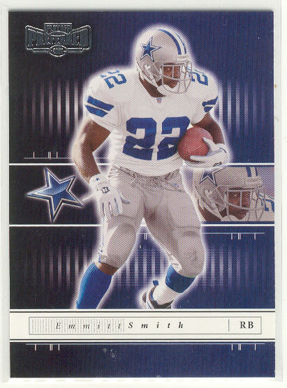 2001 Playoff Preferred #65 Emmitt Smith