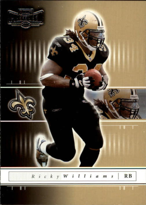 2001 Playoff Preferred #77 Ricky Williams