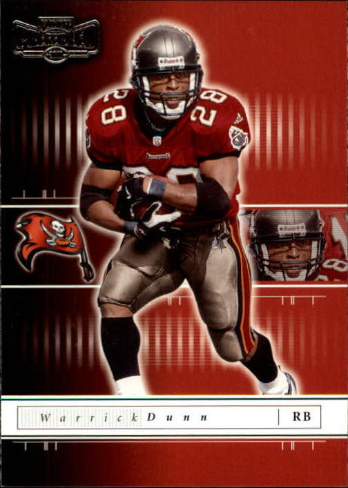 2001 Playoff Preferred #94 Warrick Dunn