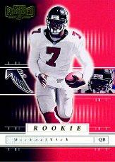 2001 Playoff Preferred #101 Michael Vick RC front image
