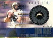 2001 Private Stock Moments In Time #12 Drew Brees