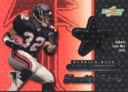 2001 Select Franchise Tags Autographs #FT24 Jamal Anderson