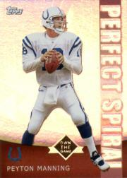2001 Topps Own the Game #PS2 Peyton Manning