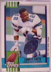 2001 Topps Rookie Reprint Jerseys #TOES Emmitt Smith