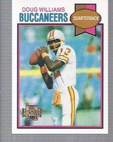2001 Topps Archives #24 Doug Williams 79