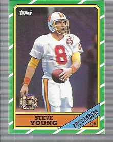 2001 Topps Archives #83 Steve Young 86