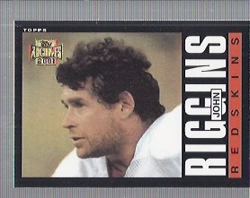 2001 Topps Archives #96 John Riggins 85