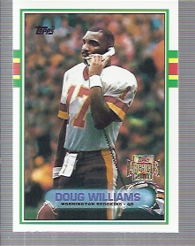 2001 Topps Archives #103 Doug Williams 89