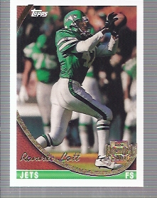 2001 Topps Archives #124 Ronnie Lott 94