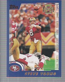 2001 Topps Archives #156 Steve Young 00