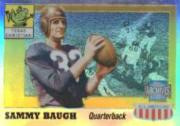 2001 Topps Archives Reserve #88 Sammy Baugh 55