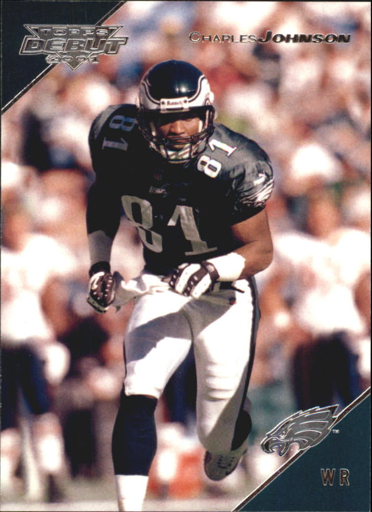2001 Topps Debut #86 Charles Johnson