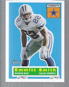 2001 Topps Heritage #21 Emmitt Smith