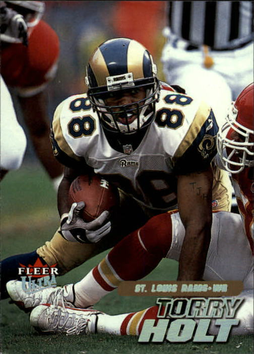 2001 Ultra #236 Torry Holt