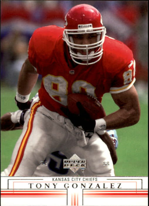 2001 Upper Deck #79 Tony Gonzalez