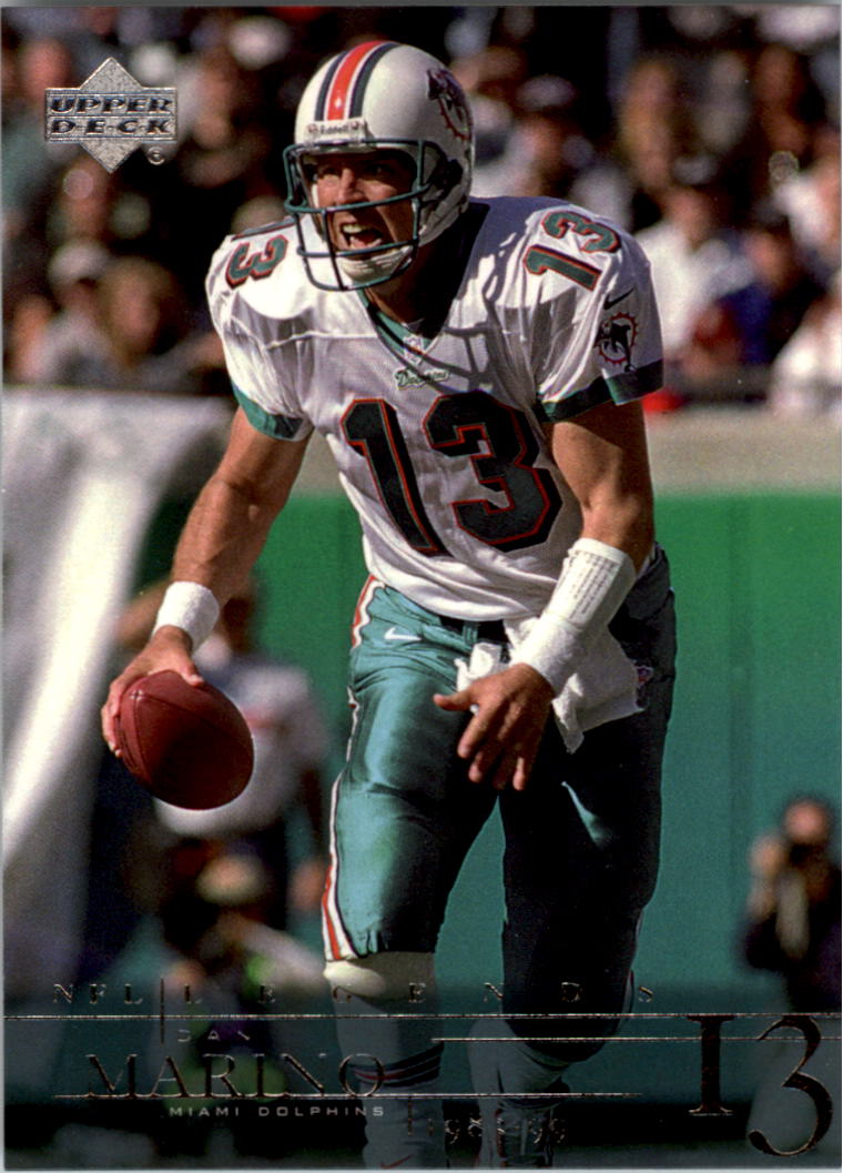 2001 Upper Deck Legends #42 Dan Marino