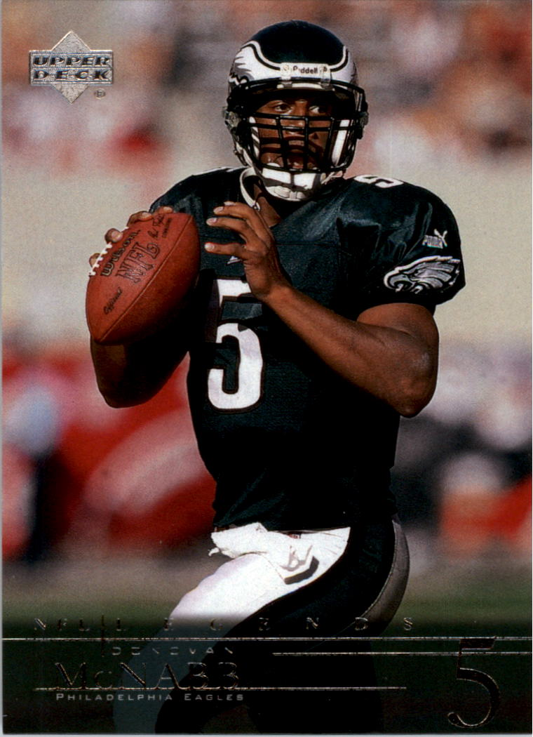 2001 Upper Deck Legends #65 Donovan McNabb