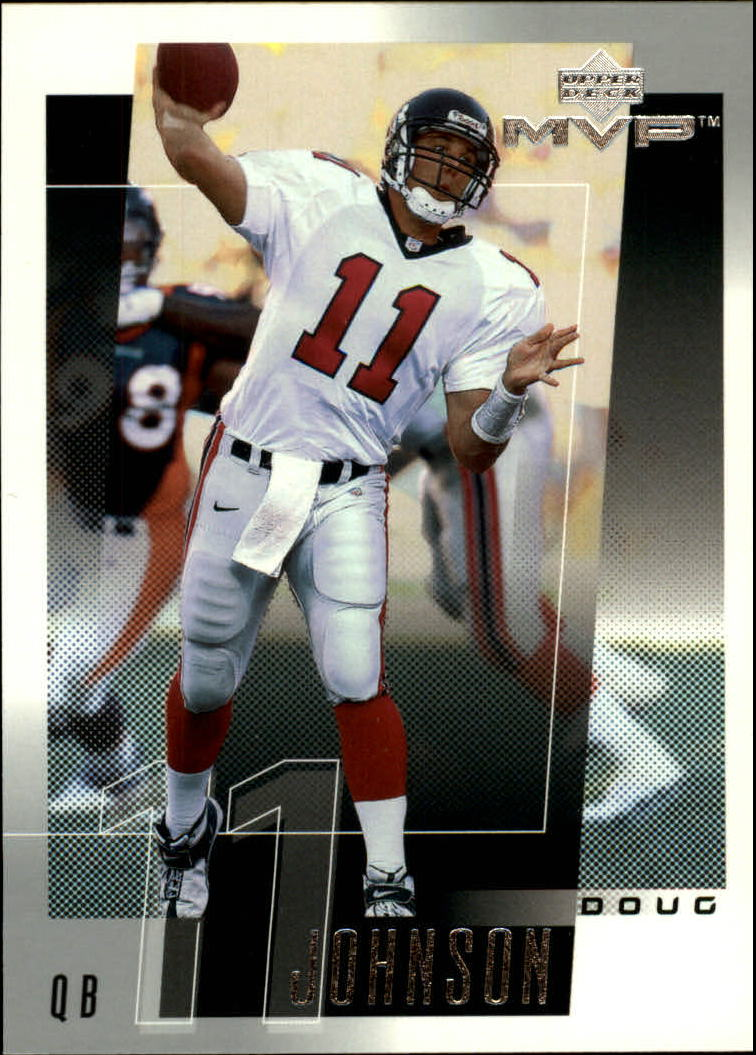 2001 Upper Deck MVP #10 Doug Johnson