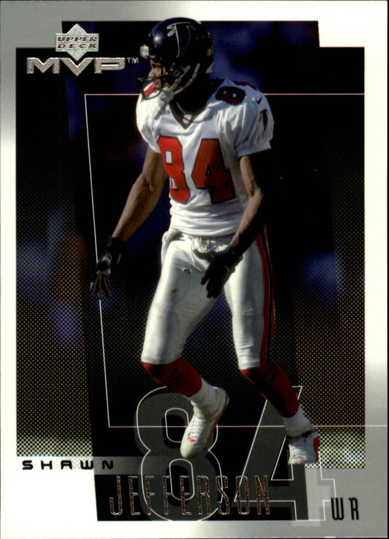 2001 Upper Deck MVP #13 Shawn Jefferson