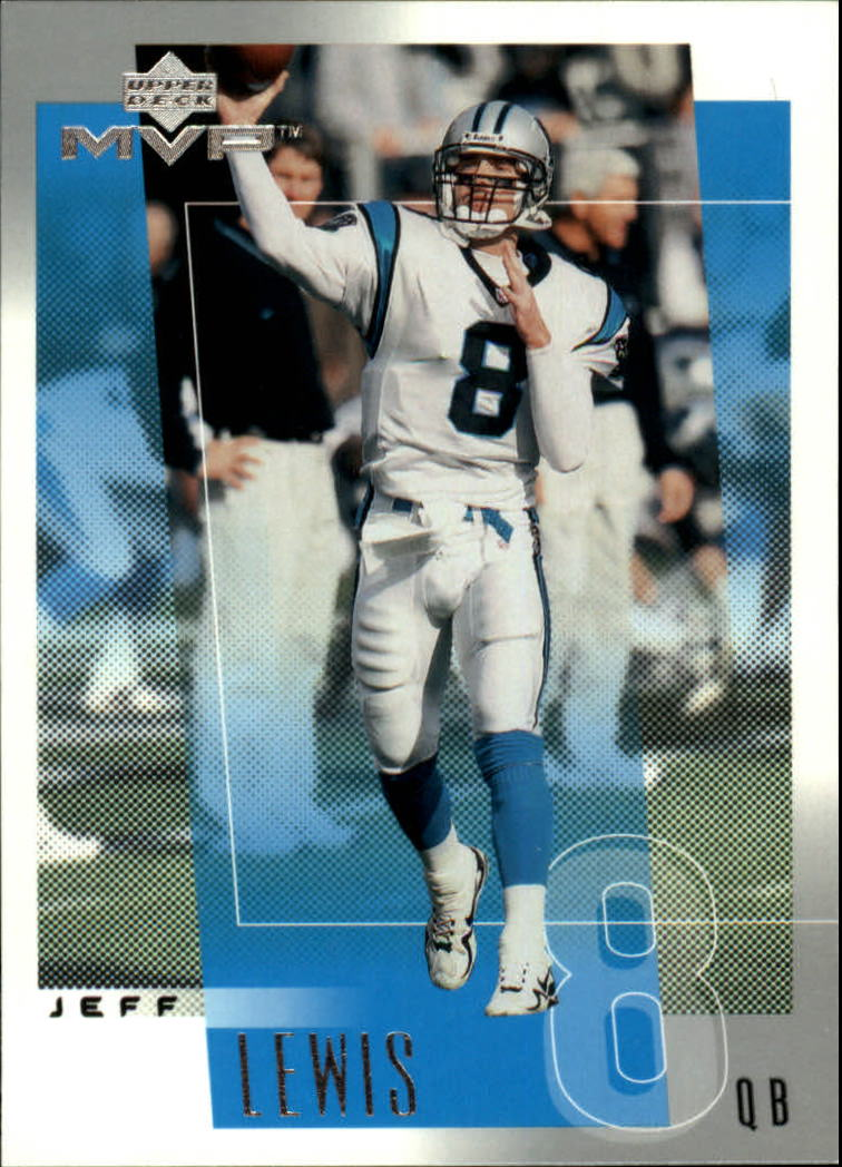 2001 Upper Deck MVP #39 Jeff Lewis