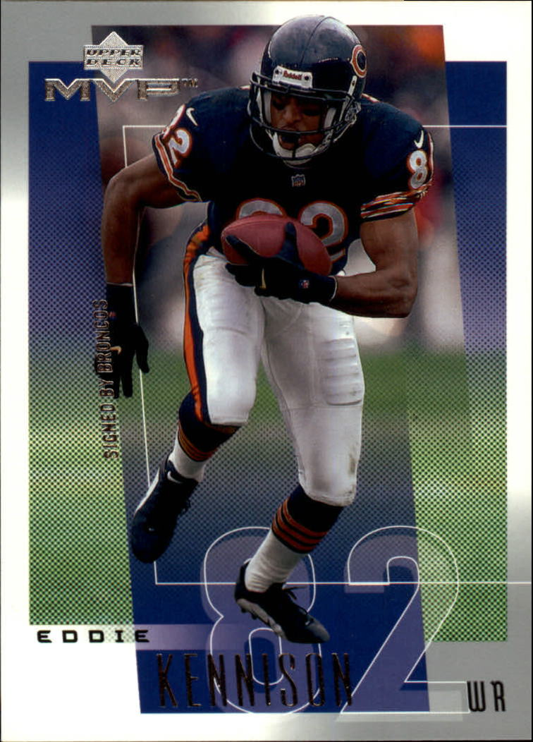 2001 Upper Deck MVP #49 Eddie Kennison